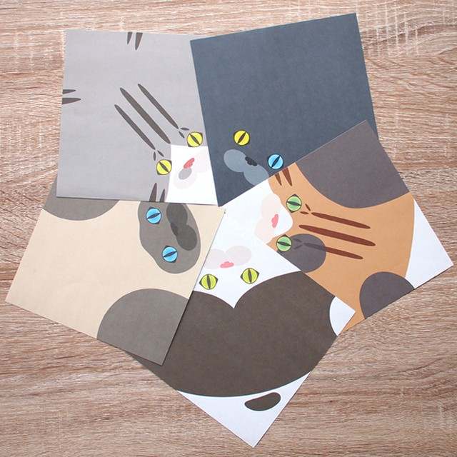 In Catchy Cat Origami vol.2, you will meet total 5 cats of Siamese, Torbie, Black & white bicolor cat, Black odd-eyed cat and White striped cat!!! They are looking for their forever homes. ADOPT THEM ALL!! #cat #neko #catsofinstagram #origami#catchyboutique #shopify #shopifypicks#onlineboutique#exclusive #exclusivelyonetsy#originalproduct #paperart #origamicat #papercat #paperfolding