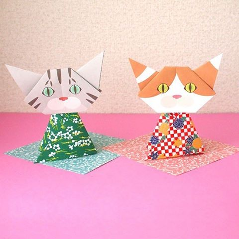 Origami Cat Hina Dolls for Girls' Day Celebration! 猫折り紙でひな人形を作ろう!#cat #neko #ひなまつり  #origami #cat2see#catlovers#cat_features#catworldwide#tabbycat#excellent_cats#catstagram#nyanstagram#lovemeow#ig_catclub#World_kawaii_cat#instacat_meows#TopCatPhoto#igbest_cats#cutepetclub#igcutest_animals#topcatoftheday#cats_of_world #shopify